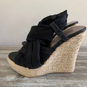 Nine West Espadrille Wedge Sandal